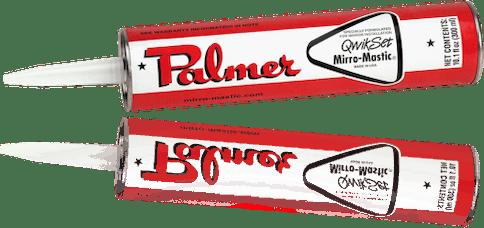 Palmer Qwikset Mirro Mastic